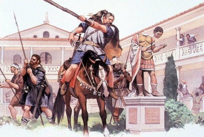 Осада пауков в Риме 22