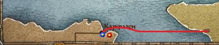 Путь Сицилия-Ккарфаген