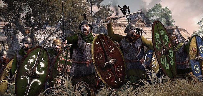 Первая летняя битва кланов 3