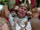 Галлы жарят шашлык из римлян 4