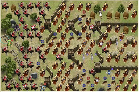 Осада виллы Sicarius 15