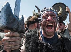 Сокрушительный удар магами. Римляне бегут, сломя уши! 29