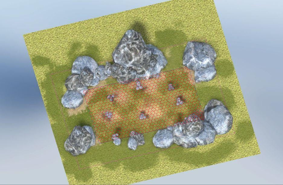 Карты осады и турнира 2