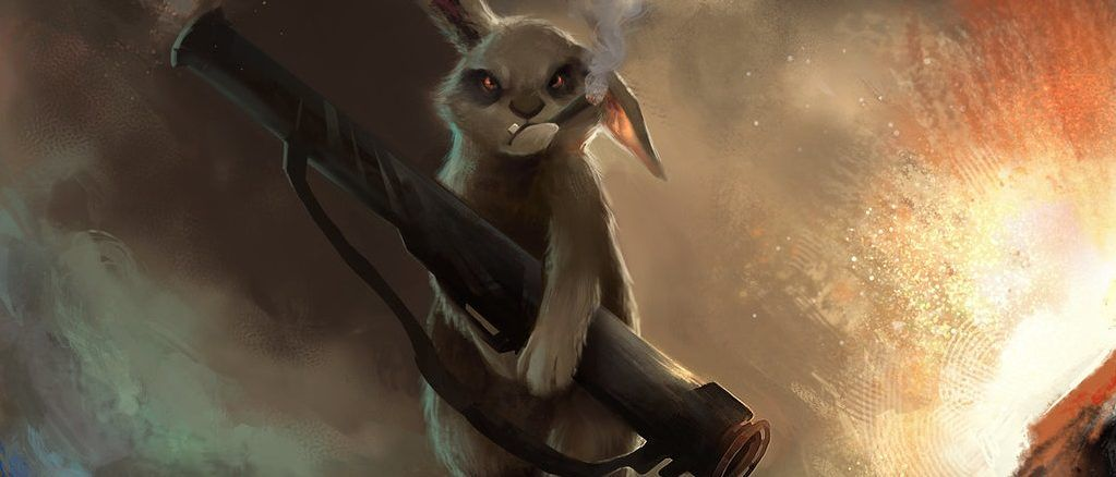 Свирепые кролики: Возвращение ушатого! 71