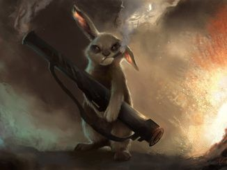 Свирепые кролики: Возвращение ушатого! 1