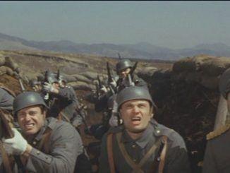 Атака форта в Алезии 1