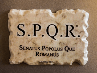 «Senatus Populusque Romanus» 1